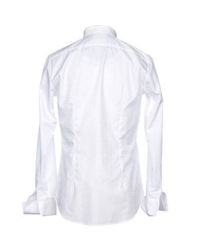 Sammlungen Zum Verkauf GABRIELE PASINI Einfarbiges Hemd Günstig Kaufen Echt mwj56AZW