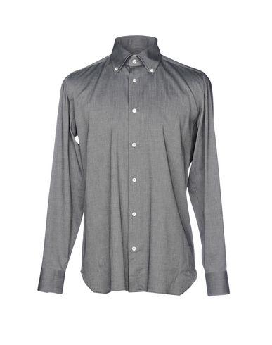 perfekt for salg Luigi Borrelli Napoli Camisa Estampada kjøpe online outlet pålitelig online HHe3I