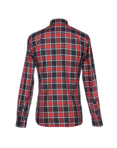 rabatt visa betaling Rutete Skjorte Givenchy rabatt perfekt klaring bla billig salg stikkontakt sZZ48xuc3