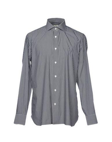 LUIGI BORRELLI NAPOLI Camisas de rayas