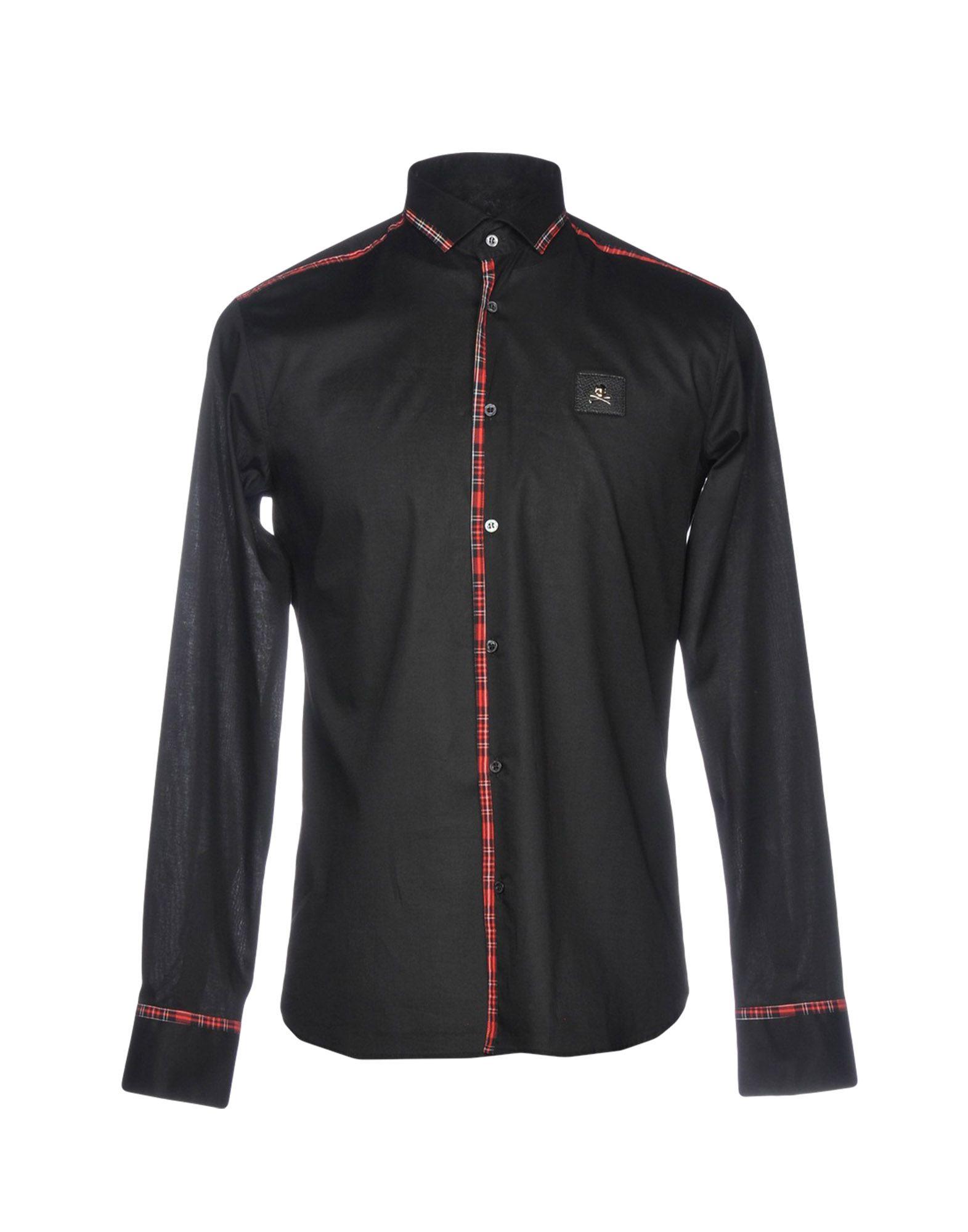 Camicia Tinta Unita Philipp Plein Donna - Acquista online su