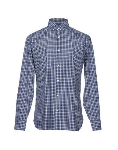 salg beste salg butikk tilbyr online Luigi Borrelli Napoli Camisa De Cuadros salg utløp 2014 nyeste UeKwNkTe