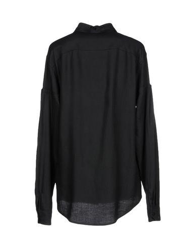 SAINT LAURENT Hemden und Blusen einfarbig Billig Verkauf Eastbay LYdzaMMOc8
