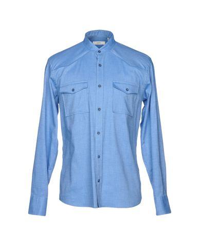 Günstig Kauft Heißen Verkauf MAURO GRIFONI Einfarbiges Hemd Steckdose Versorgungs Geniue Händler Gefälschte Online-Verkauf UhHJIR63I
