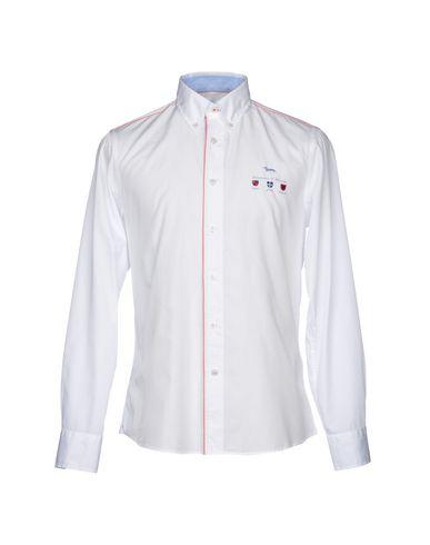 HARMONT&BLAINE Einfarbiges Hemd