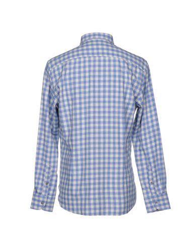 ALLEY DOCKS 963 Kariertes Hemd Ausverkaufspreise Günstig Kaufen Großen Rabatt Freies Verschiffen Sammlungen Billige Neueste 1O7ynK