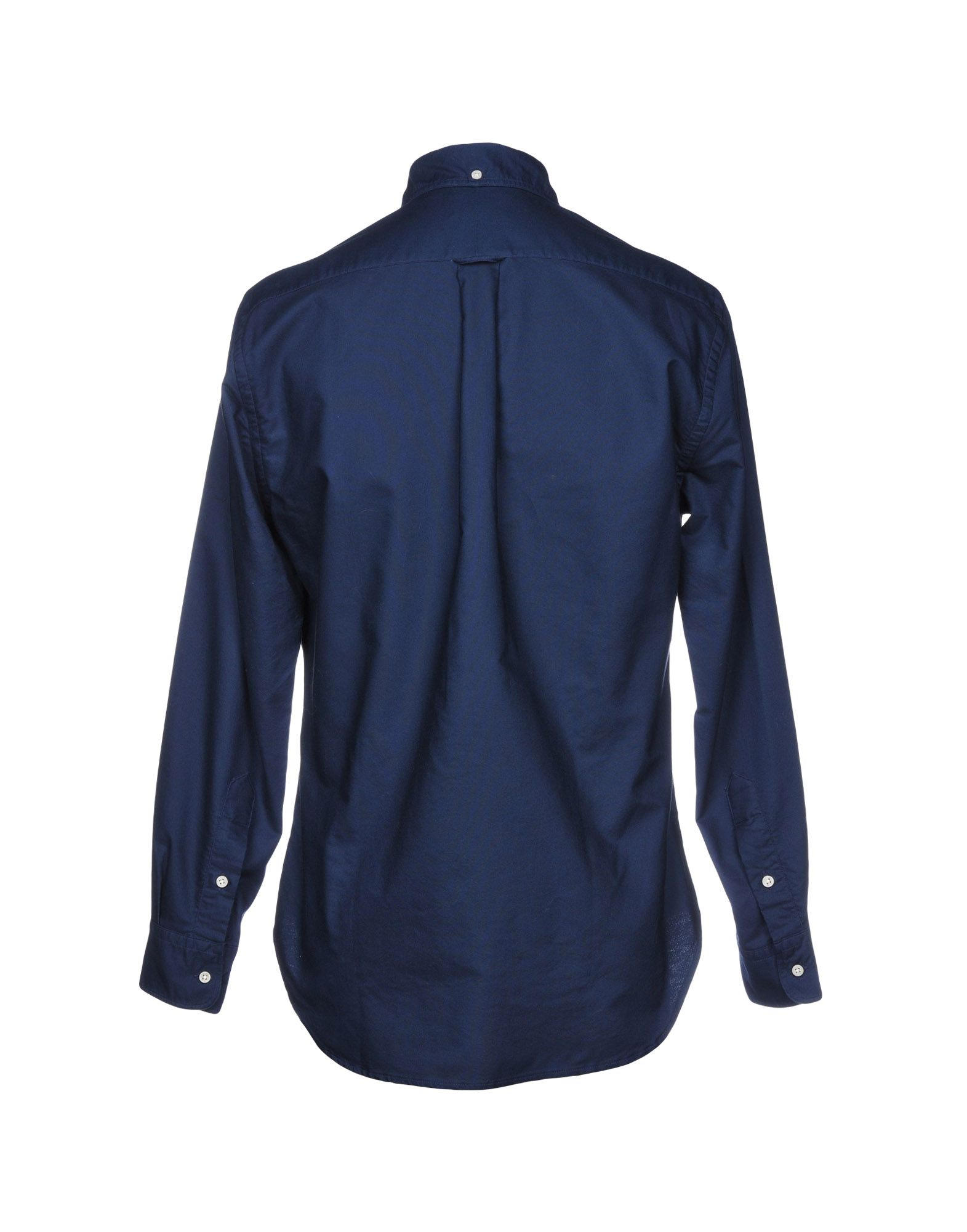 Camicia Gitman Tinta Unita Gitman Camicia Bros. Vintage Uomo - 38747705JC 95d04c