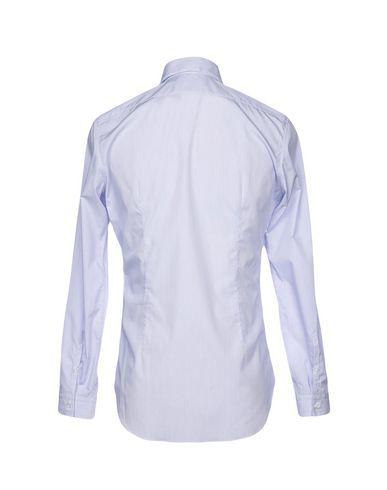 VANGHER N.7 Camisas de rayas