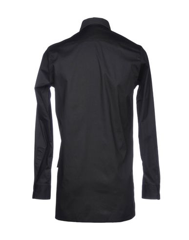 YES LONDON Einfarbiges Hemd Großhandel Mit Paypal Online-Verkauf Footlocker Finishline günstig online dElPaolw1I