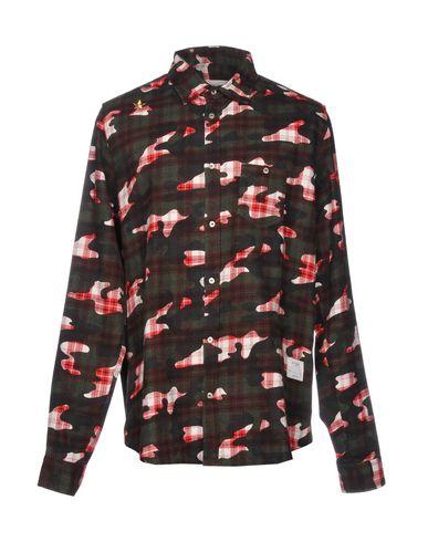 Redaktøren Trykt Skjorte på nett gratis frakt besøk clearance klassisk beste sted billig salg perfekt wYC4qWokx
