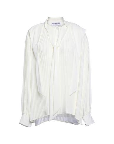 BALENCIAGA - Hemden und Blusen einfarbig