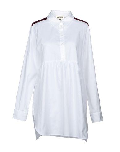 SEMICOUTURE Camisas y blusas lisas