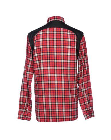 Neil Barrett Rutete Skjorte billig stor overraskelse utløp utsikt iA13QjHQ