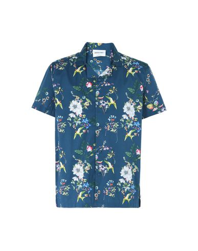 ANERKJENDT EDGAR SHIRT Camisa estampada