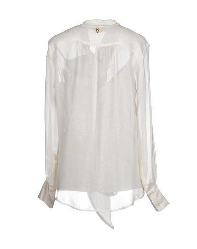 L AUTRE CHOSE Camisas y blusas con lazo