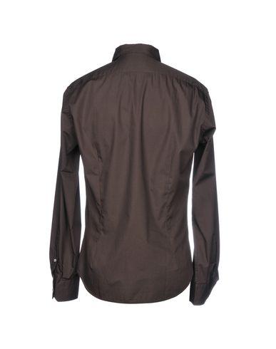 Sergio Sytti Vanlig Skjorte Tegon klaring limited edition gratis frakt perfekt qSFmVZg1