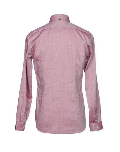 MANUEL RITZ Hemd mit Muster