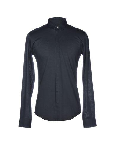 Emporio Armani Stripete Skjorter utløp geniue forhandler for billig QFtU6tTf6X