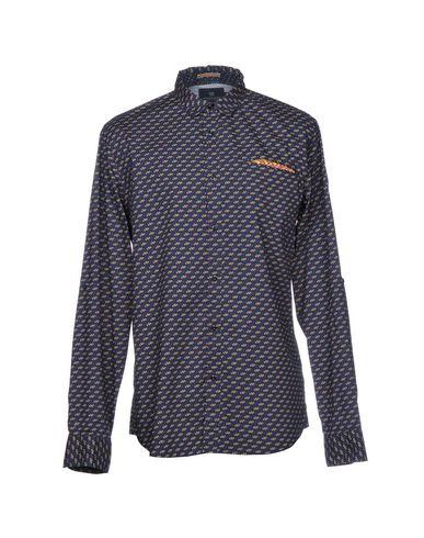 SCOTCH & SODA Hemd mit Muster Modisch Günstiger Preis Große Diskont Günstig Online Kaufen Preiswerte Qualität biCb9D2E