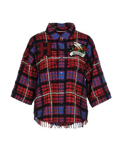HILFIGER COLLECTION - Camicia a quadri