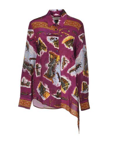 GOLDEN GOOSE DELUXE BRAND Camisas y blusas de seda