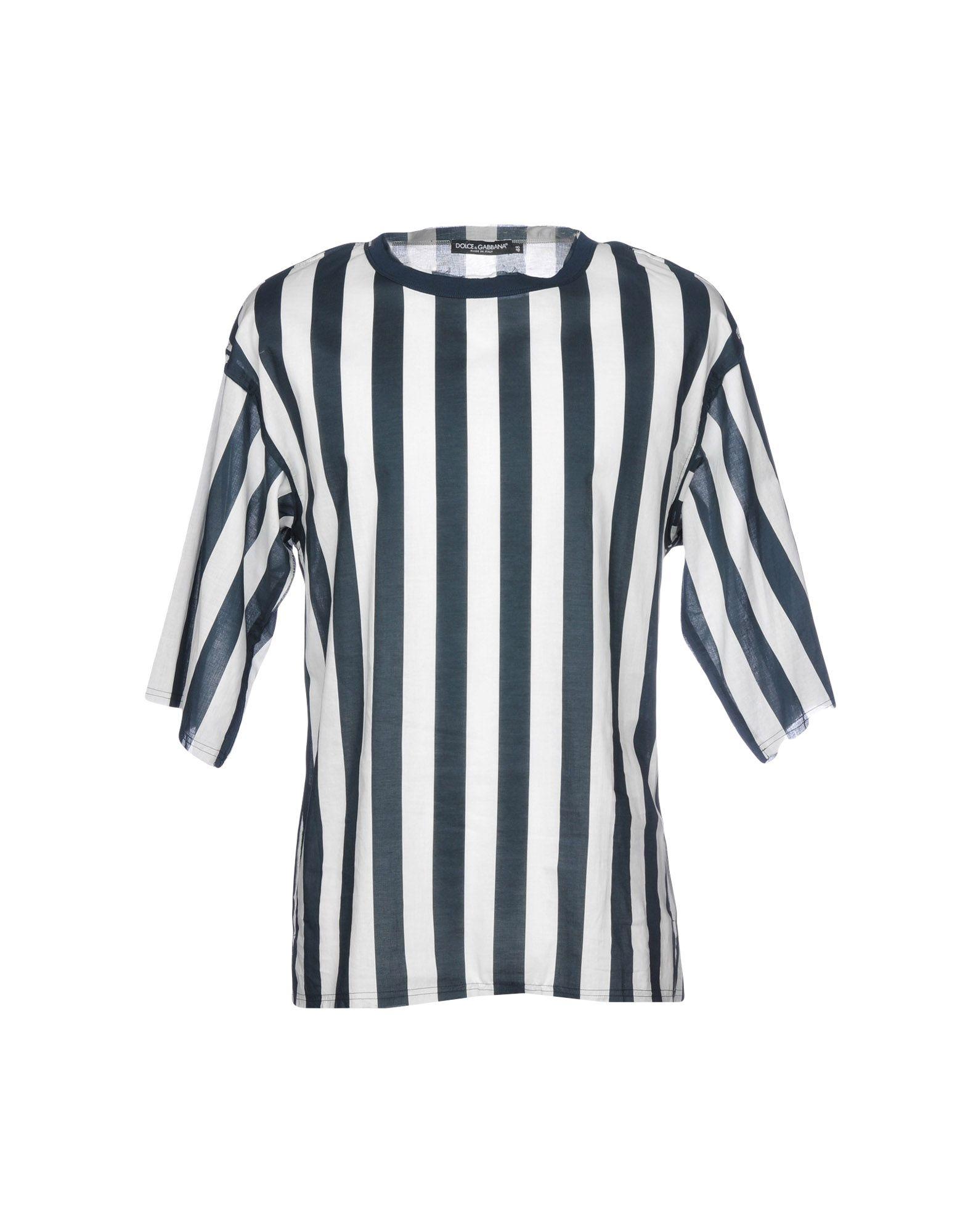 Camicia A Righe Dolce Uomo & Gabbana Uomo Dolce - 38749718OM 9f5f45
