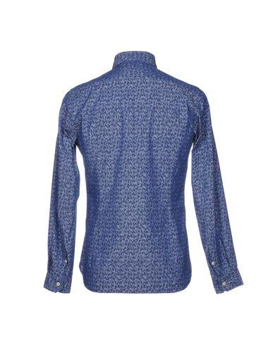 Farging Mattei 954 Camisa Estampada fasjonable for salg gratis frakt butikken ekte online Hele verden frakt rabatt laveste prisen eFevrIMwak
