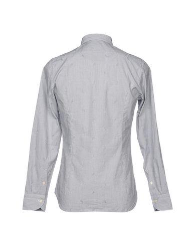 kjøpe billig valg Tintoria Mattei 954 Stripete Skjorter nye og mote utløp 2014 nyeste rabatt god selger gznQJ7dy