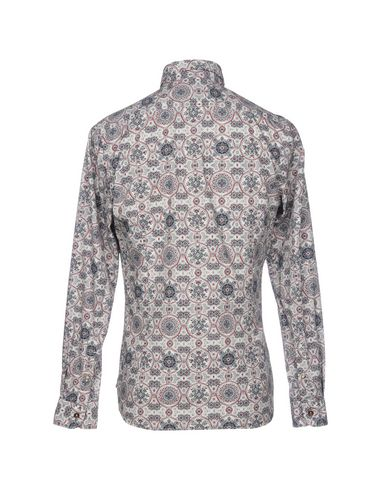Farging Mattei 954 Camisa Estampada footlocker billig online klaring komfortabel MxRdf9w