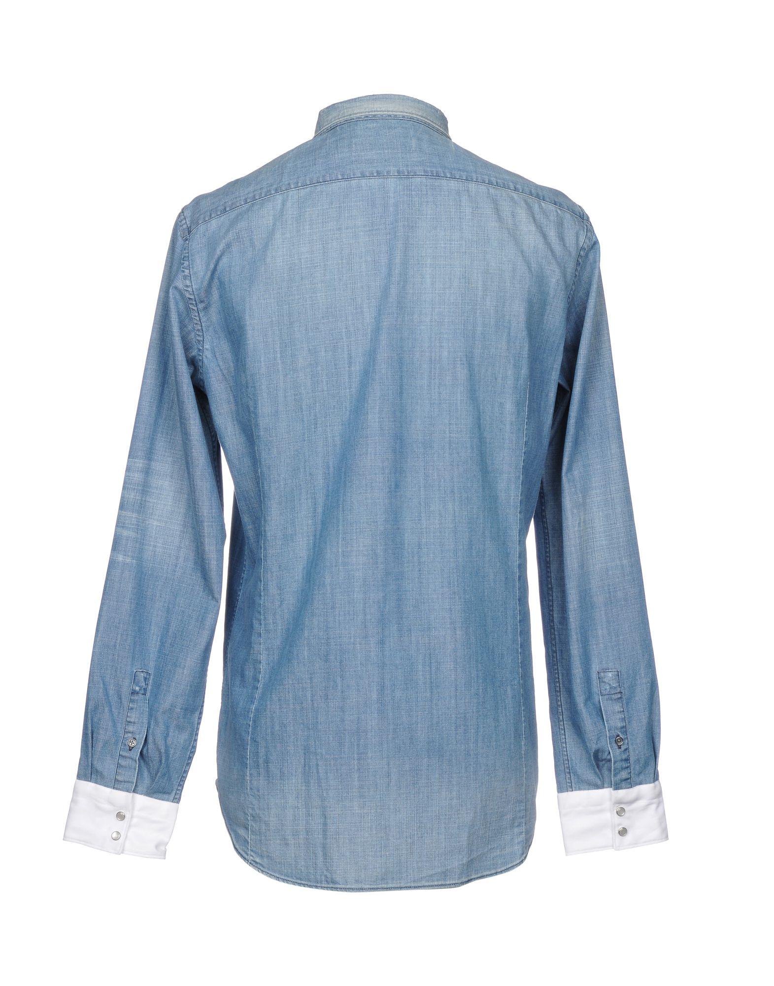 Camicia Jeans Mauro Grifoni - Uomo - Grifoni 38750595RA 755615