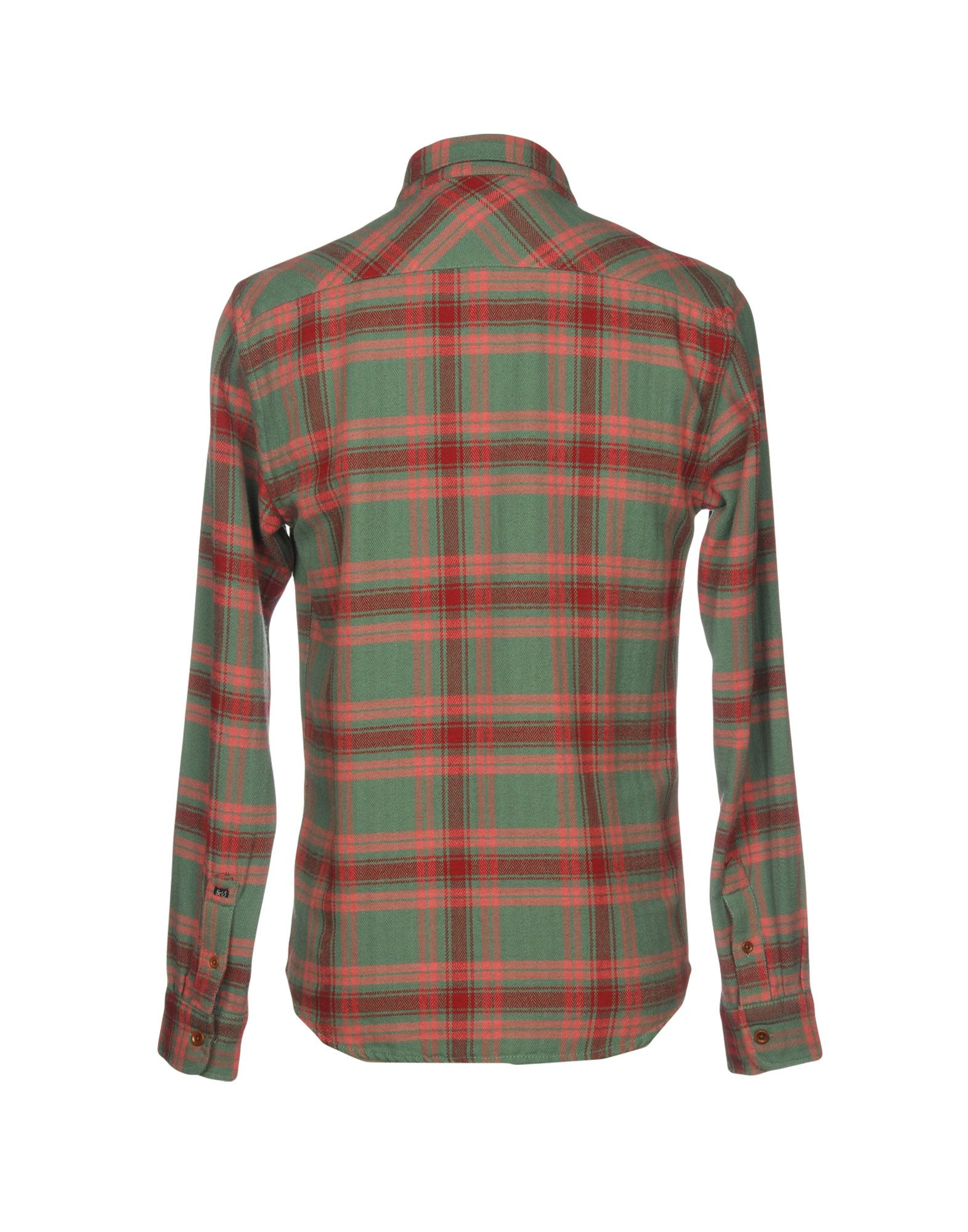 Camicia A Quadri Scotch & 38750688HE Soda Uomo - 38750688HE & 4f79d1