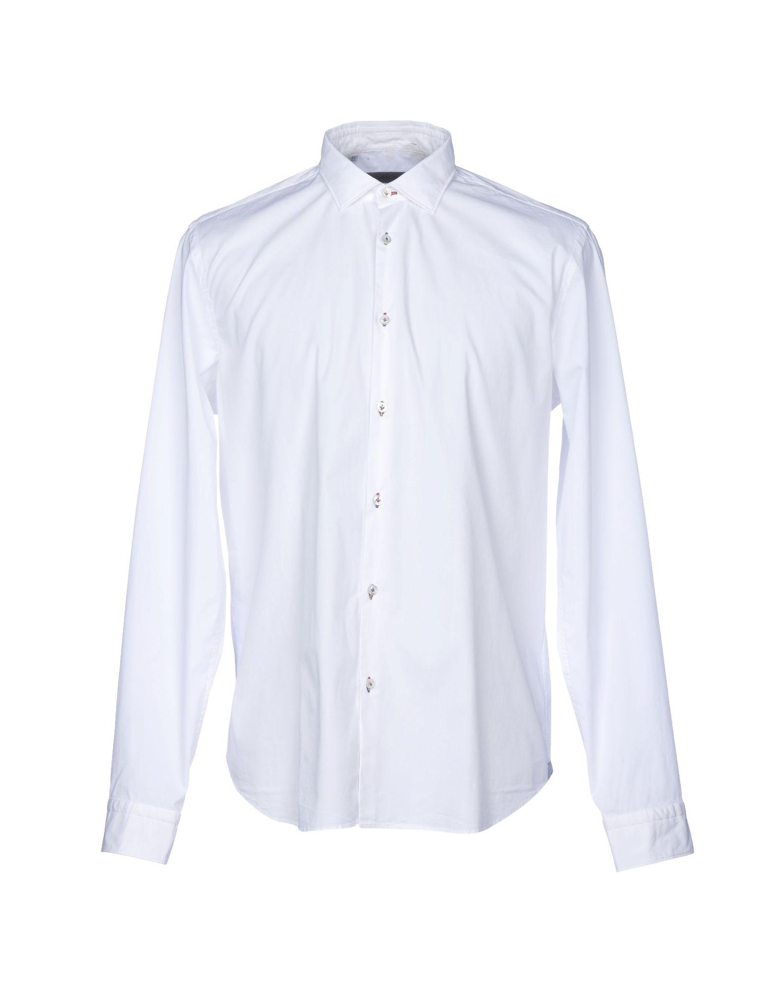 Camicia Tinta Unita Unita Unita Manuel Ritz Uomo - 38750947QR 25df04