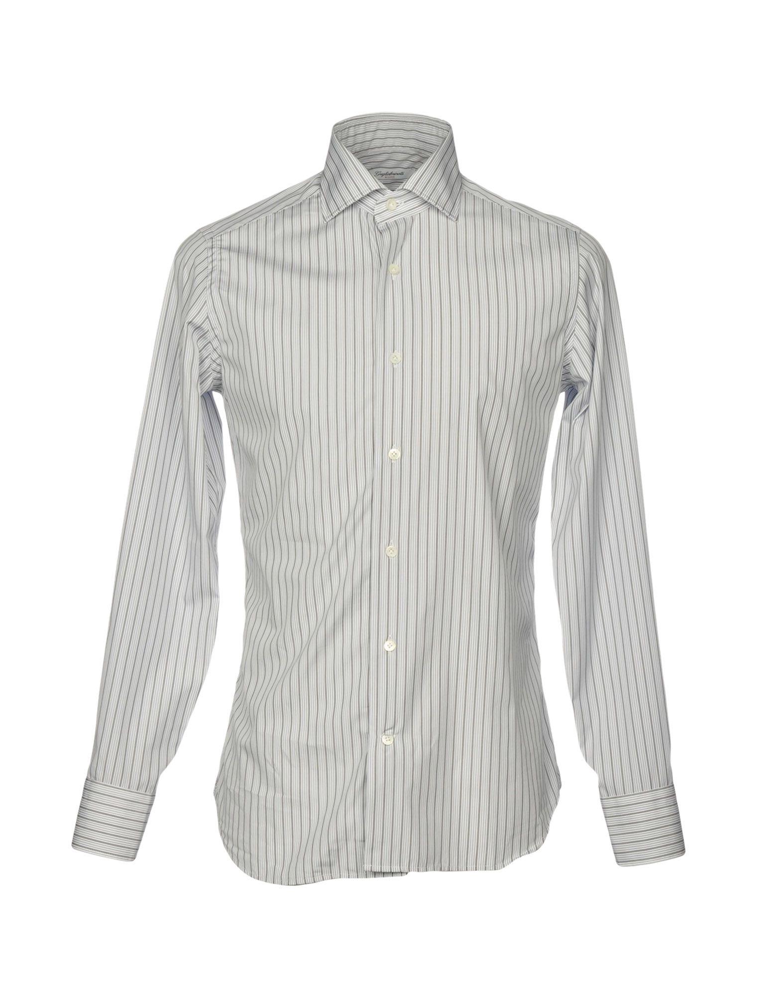 Camicia A Righe Guglielminotti herren - 38750990FL
