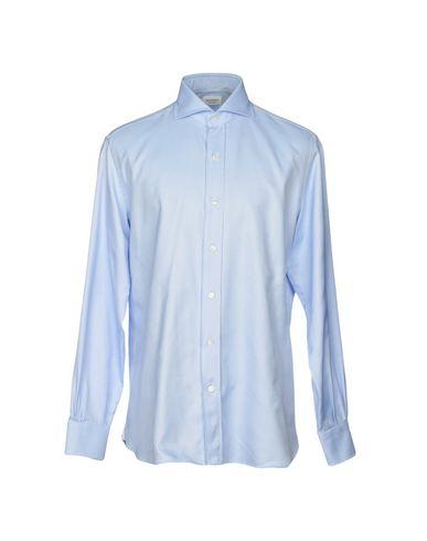 MAZZARELLI - Solid colour shirt