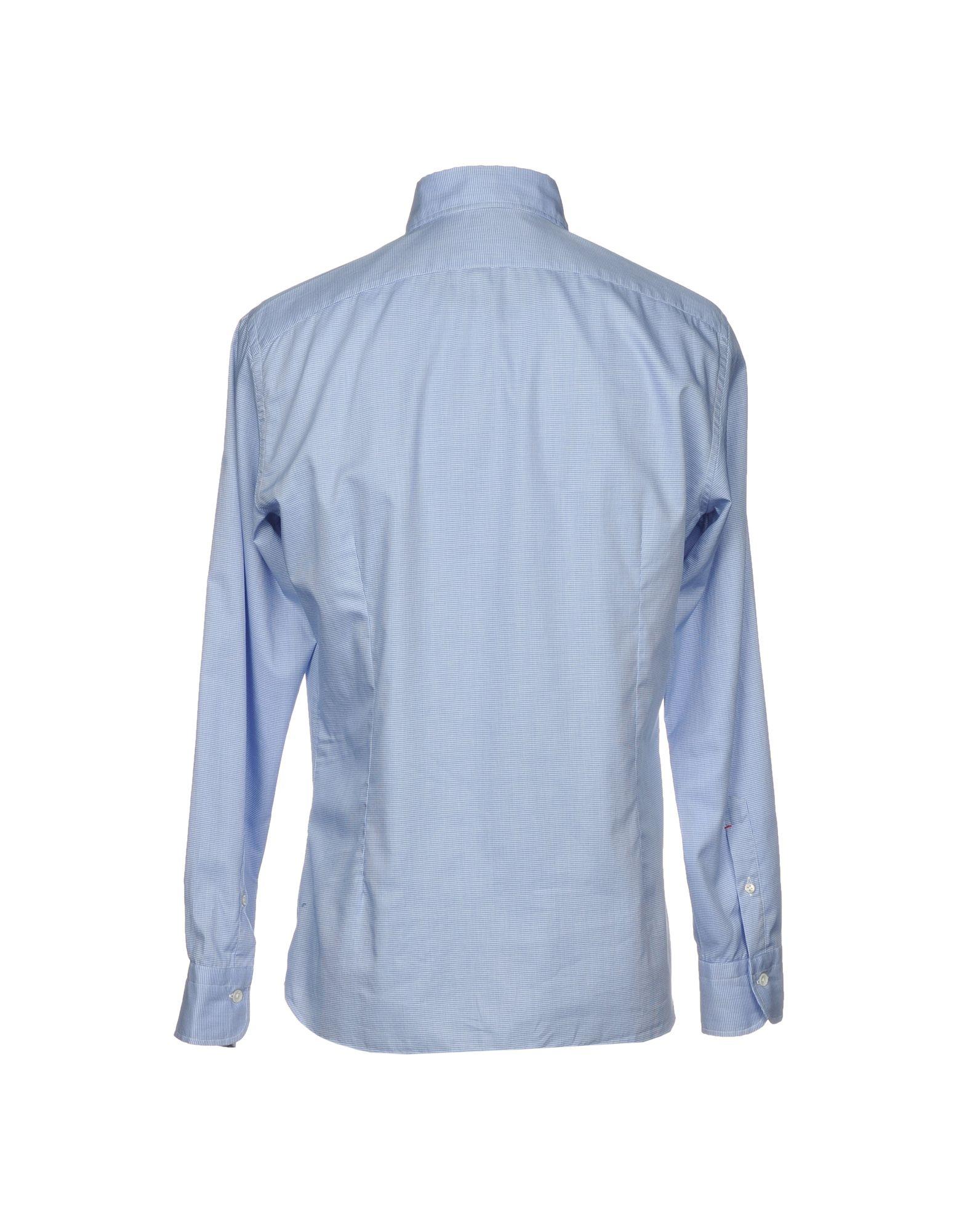 Camicia Camicia Camicia Fantasia Mazzarelli Uomo - 38751111RJ 036d91