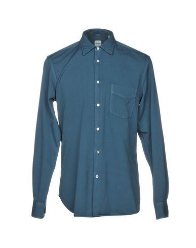 ASPESI - Solid colour shirt
