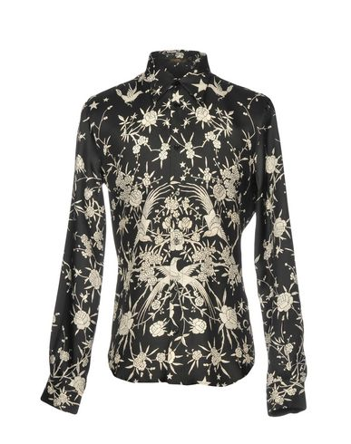 billig fasjonable billig pris butikken Roberto Cavalli Trykt Skjorte rJo7A7Fj1h