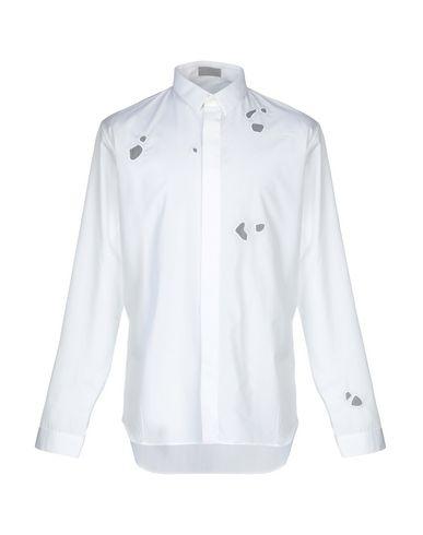 Chemise De Couleur Unie Dior Homme Homme - Chemises De Couleur Unie ... 31de0e420c1