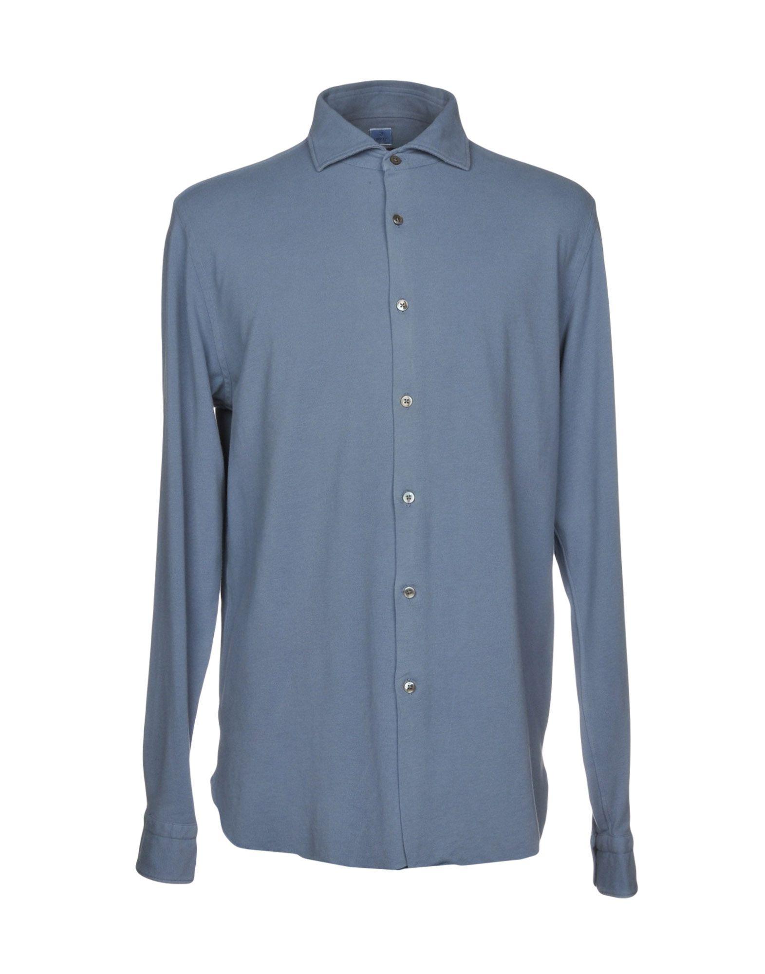 Camicia Tinta Unita Danolis Per Scaglione City Uomo - 38752935UD