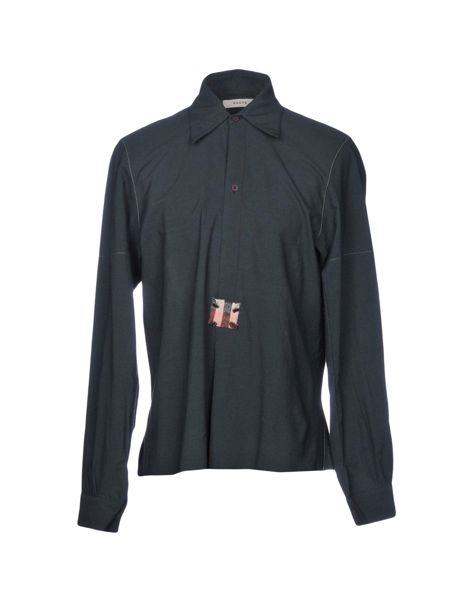 Camicia Tinta Unita Haute Uomo - 38753311AB 38753311AB 38753311AB 36077e