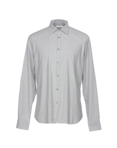 AGLINI - Solid colour shirt