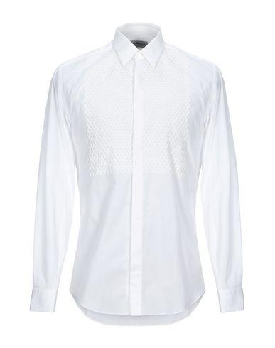 SALVATORE FERRAGAMO - Solid color shirt