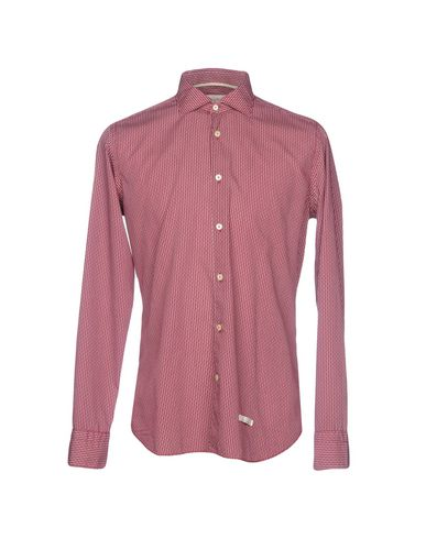 Mattei Chemise Tintoria À Rouge 954 Rayures v4CwxCZq