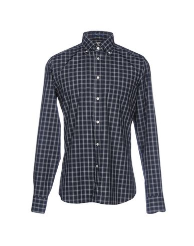 salvare dfa53 712f0 B.D.BAGGIES Checked shirt - Shirts | YOOX.COM