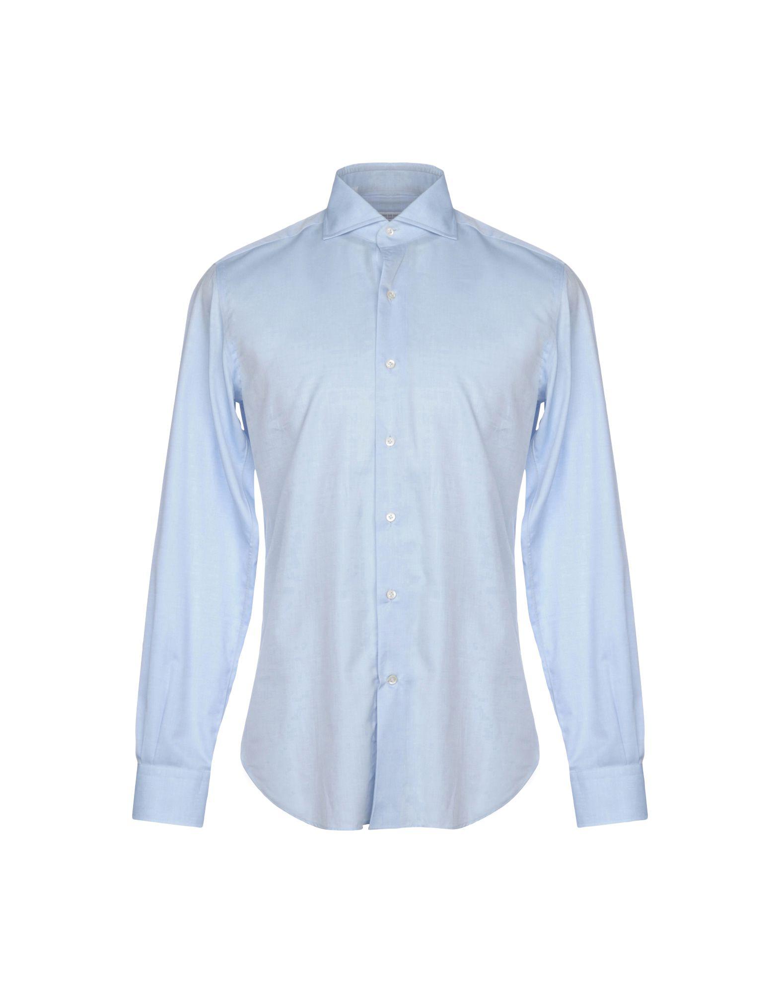 Camicia Tinta Unita Alessandro - Gherardi Uomo - Alessandro 38757174WK 6b70da