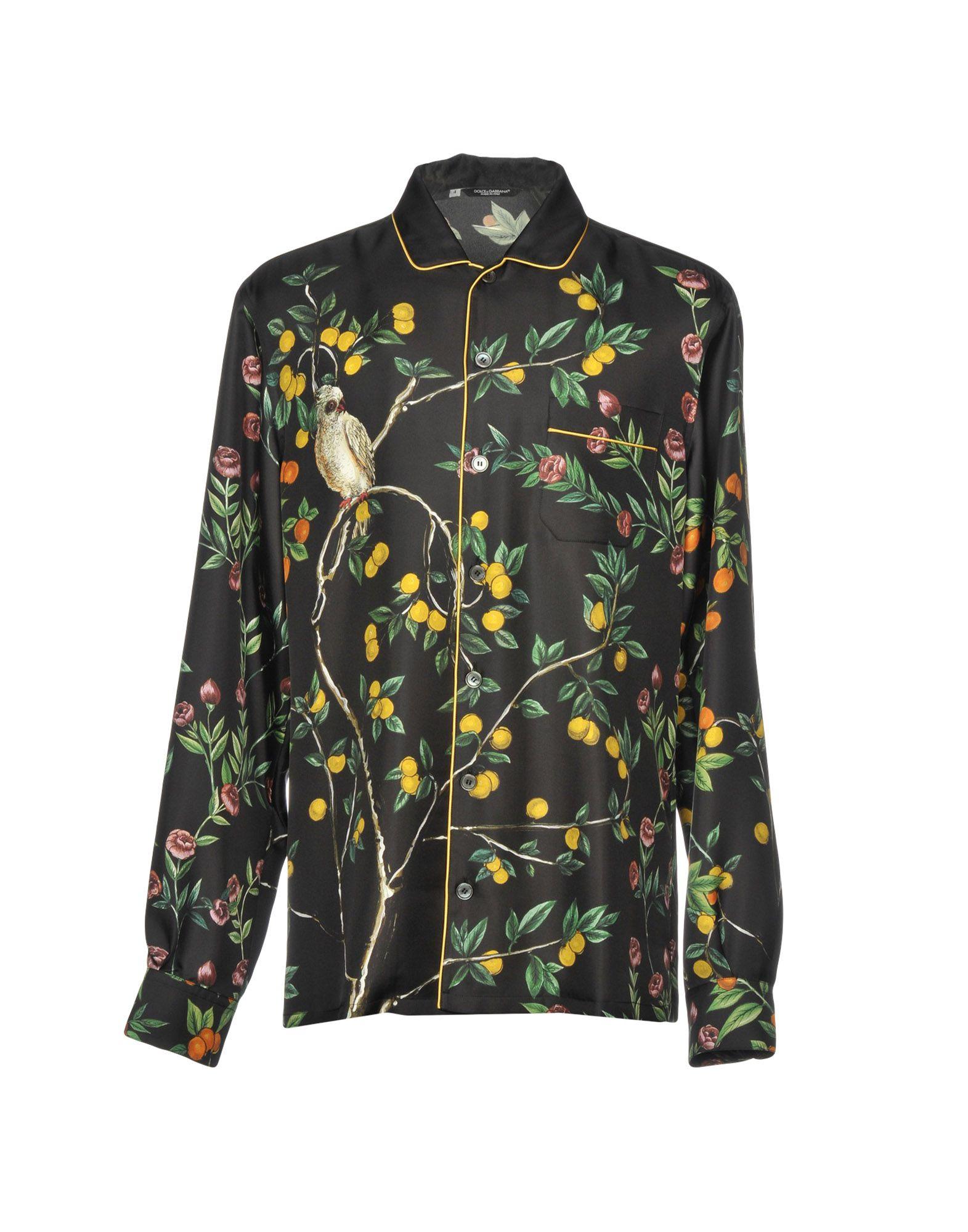 Camicia Camicia Camicia Fantasia Dolce & Gabbana Uomo - 38757422VD 5b830a