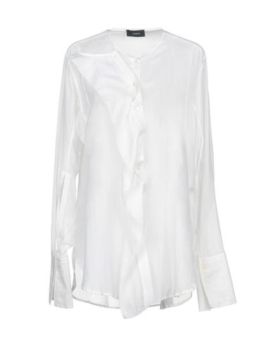 JOSEPH - Solid color shirts & blouses