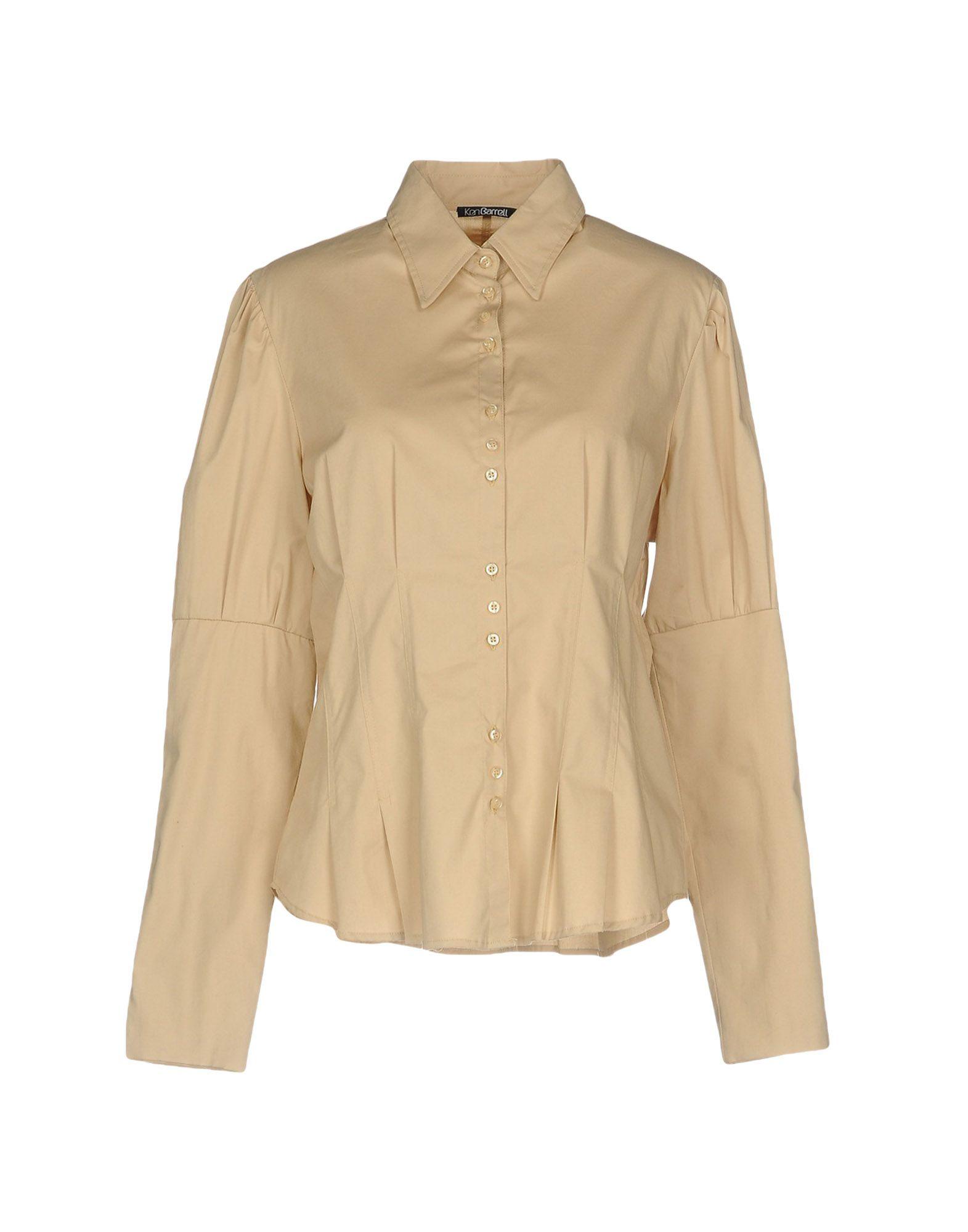 Camicie E Blause Tinta Unita Ken Barrell damen - 38757992KG