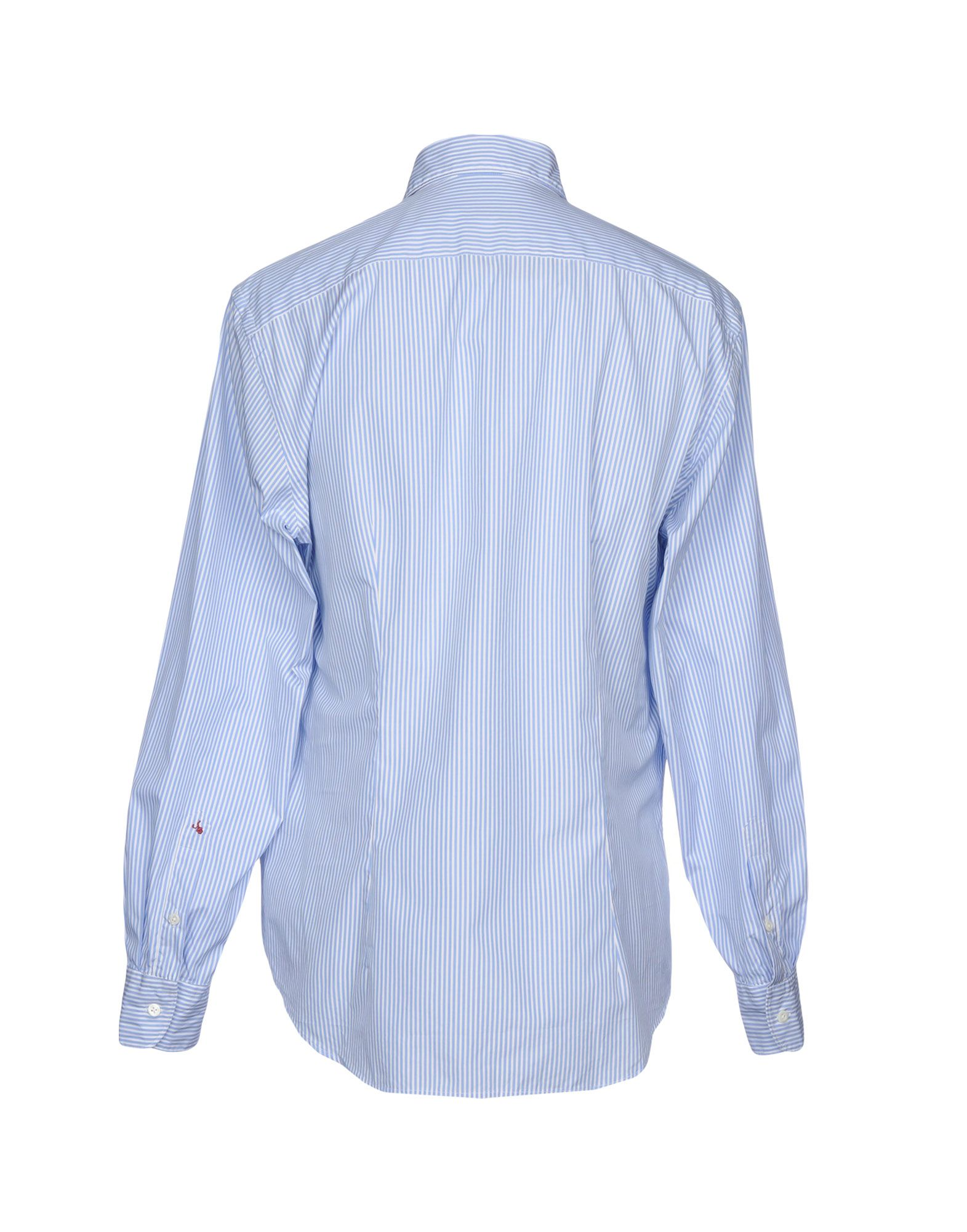 Camicia A Righe Righe A Glanshirt Uomo - 38758054JK f36a49