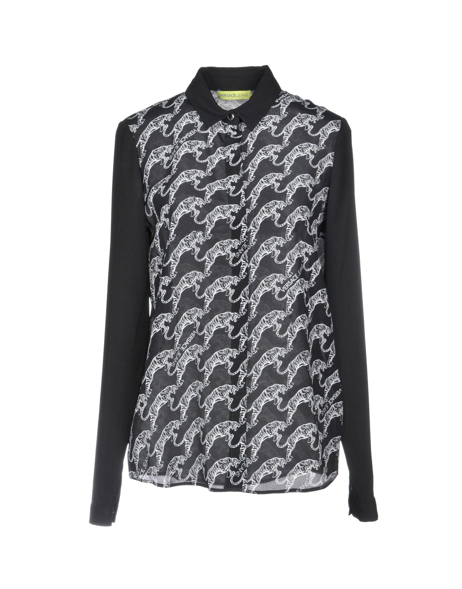 Camicie  E bluse Fantasia Versace Jeans donna - - 38758063QG  das beste Online-Shop-Angebot
